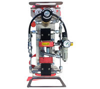 Stationary Gas Booster