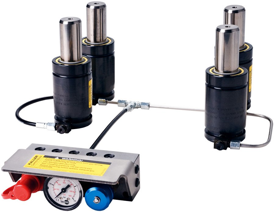 Gas Link Systems